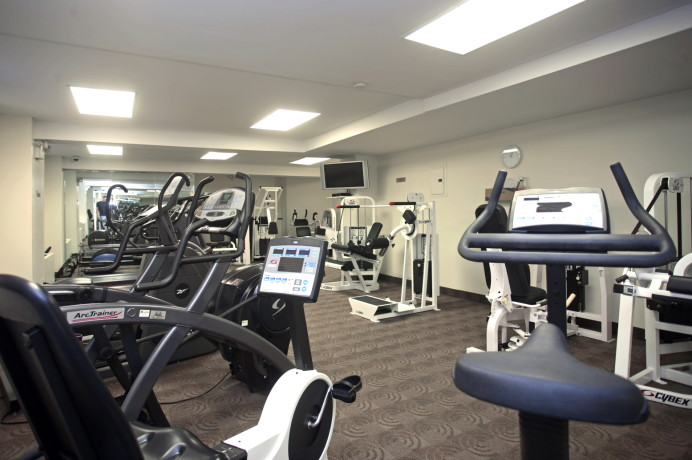 Claridge's Fitness Room