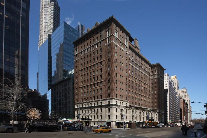 Claridge's Building