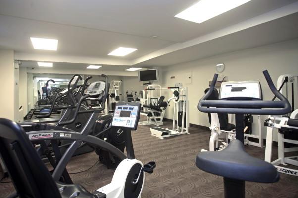 Claridge's Fitness Room
