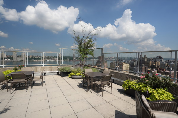 West River House Roof Deck