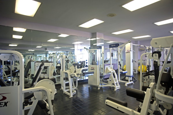 West River House Fitness Room